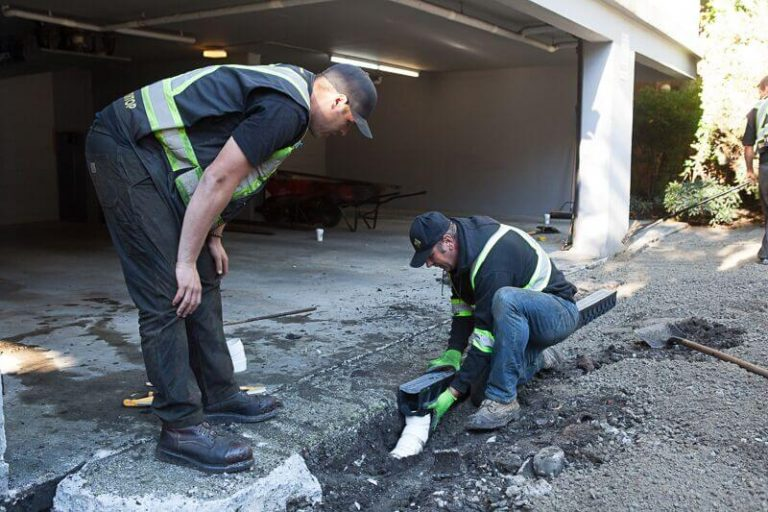 Drainage Installation Service Vancouver