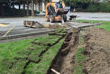 Drainage Installation Solution