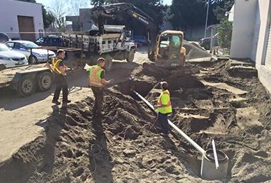 Asphalt Excavation