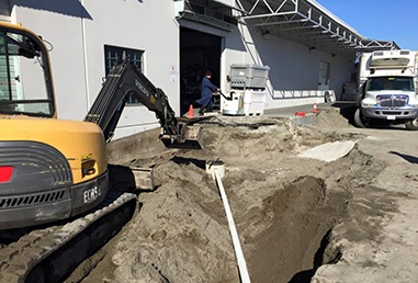 Excavation and Grading service
