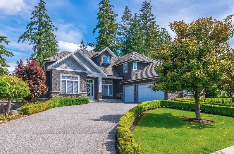 Concrete Driveway Service in Greater Vancouver | Burnaby Blacktop