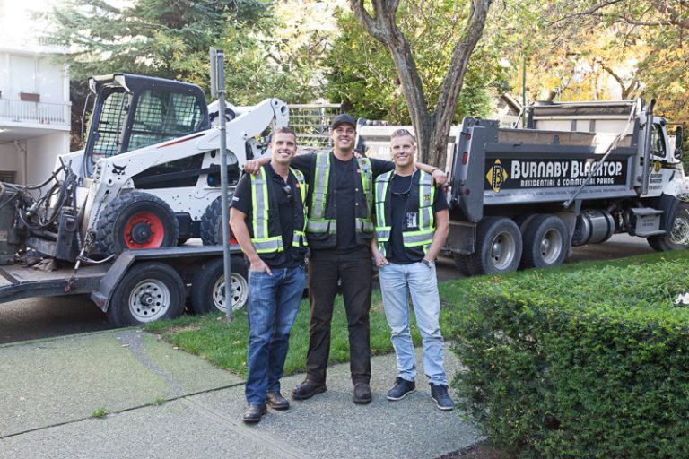 burnaby blacktop team