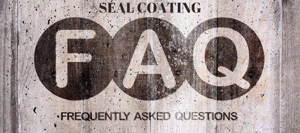 Seal Coating Faq