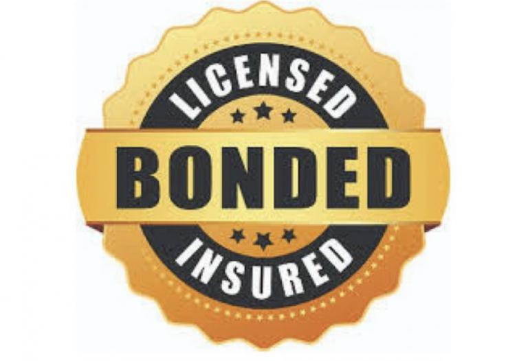 bonded company logo