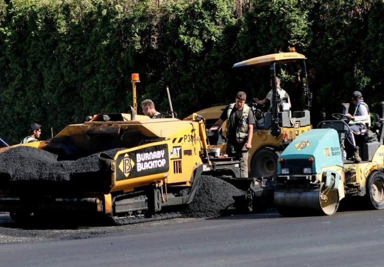 municipal paving services