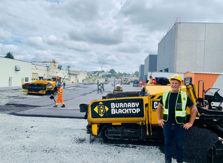 paving companies in vancouver