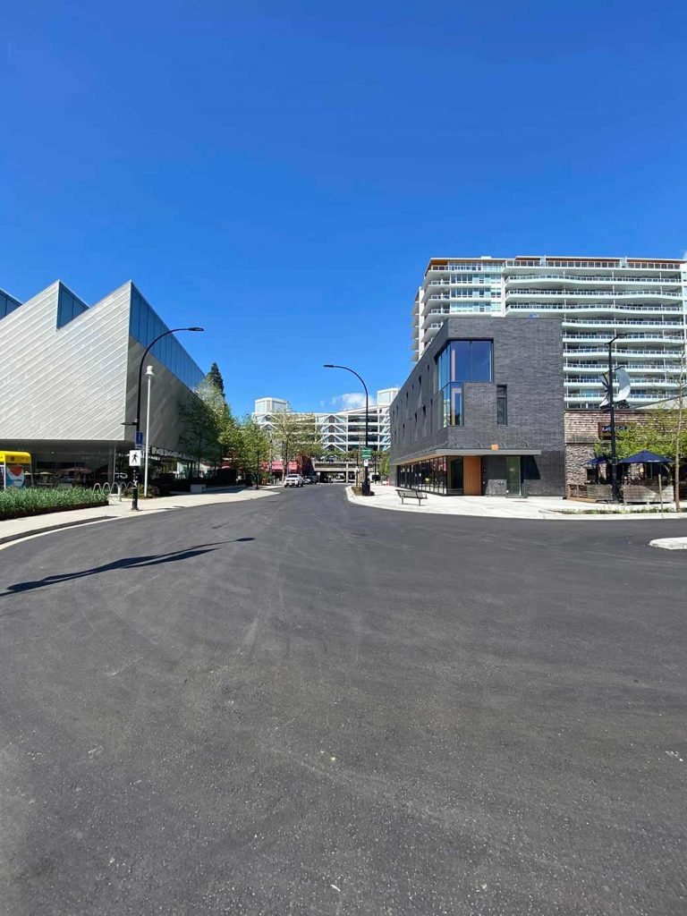concrete restauration after image for north vancouver paving projects